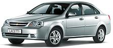Защита двигателя на Chevrolet Lacetti (c 2002--)