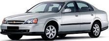 Защита двигателя на Chevrolet Evanda
