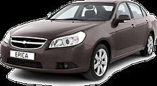 Защита двигателя на Chevrolet Epica