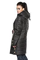 Демисезонная курточка женская, куртки больших размеров весна/осень