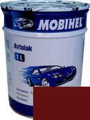 Краска Mobihel Алкид 127 Вишня 1л.