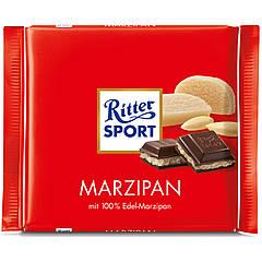 Шоколад Ritter Sport Marzipan Марципан 100г
