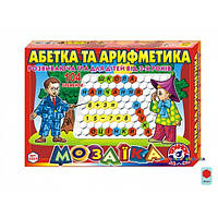 Мозаика «Абетка та арифметика» Технок 2223