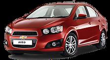 Защита двигателя на Chevrolet Aveo (с 2012--)