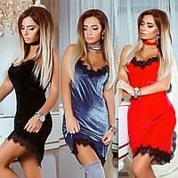 Комплект платье с чокером + кофта, фото 1