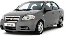 Защита двигателя на Chevrolet Aveo (2002-2012)