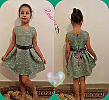 Детское платье Stripe 116-134 см