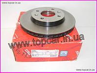 Тормозной диск передний Renault Kangoo I 238mm*20 TRW Германия DF1016