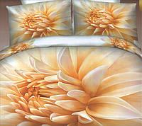 Комплект постельного белья (евро размер) № 771