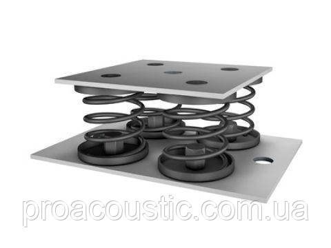 Блоки виброизоляторов ISOTOP BL, фото 2