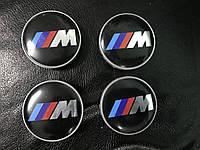 BMW 5 серия F-10/11/07 2010+ гг. Колпачки в титановые диски M (4 шт)