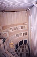 Отделка общественных саун, фото 1
