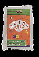 Набор букв (веер) украинский язык