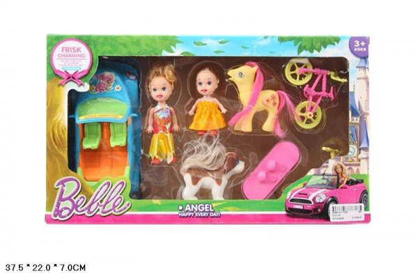 Кукла маленькая 012-1A