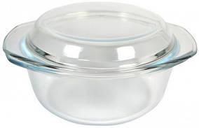 Кастрюля стеклянная круглая V= 1500мл (Арт. 1864)