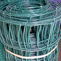 Пластиковая сетка Заборная (85x95мм) 1x20м