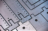 Лазерная резка сплавов на основе алюминия