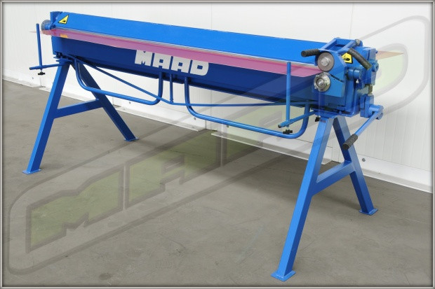 Листогиб ручной MAAD ZG-1400/0.8