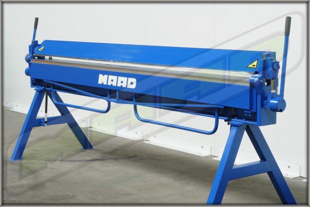 Листогиб ручной MAAD ZG-3000/1.0