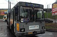 Брендирование троллейбусов в Одессе