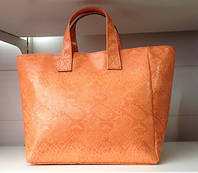 Женская стильная сумка NEW COLL тиснение питон  (Арт. 1053)