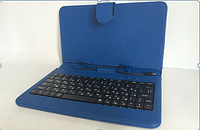 "Чехол с клавиатурой Keyboard 7"" Blue (Арт. Blu7)"