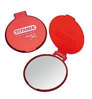 Зеркало карманное стильное TITANIA 1505L