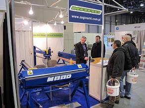 Производитель листогибочных станков и различных устройств по металлообработке.MAAD