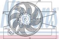 Вентилятор радиатора Ford Fiesta V Fusion Mazda 2
