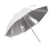 """Falcon URN-48SW парасолька сріблясто-білий 48"""" 122 см"""