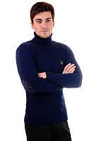 Свитер мужской вязаный шерстяной стильный