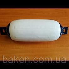 Кранец G-4 25х76 сине/белый