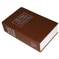 Книга - сейф The New ENGLISH Dictionary Мини