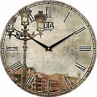 Настенные Часы Vintage Городской Романс