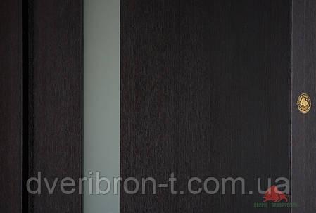 Двери Белоруссии Вертикаль У ПО венге, фото 2