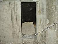 Резка оконных и дверных проемов в кирпиче и бетоне