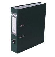 Регистратор одност.  А4, 70мм PP, сборный JOBMAX т.зеленый ВМ3011-16С