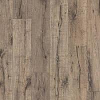 Quick-Step UW1545 Eligna Wide Реставрированный серый дуб ламинат