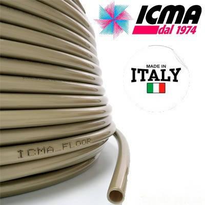 Труба для теплого пола Icma Floor 20x2 с кислородным барьером, фото 2