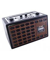 Бумбокс/Радио/USB Atlanfa-891 с аккумулятором и пультом ДУ.