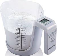 Весы кухонные Polaris PKS 0322D (цифровой измерительный стакан Поларис), фото 1