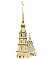 Картонная модель Петропавловский собор 100 Умбум