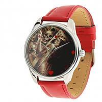Часы Наручные Игра Red