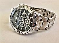 Мужские часы Rolex Daytona silver