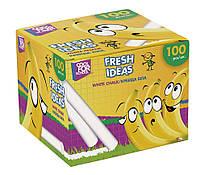 Крейда шкільна біла Fresh Ideas, 100 шт.
