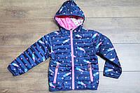 Весенняя куртка для девочек  1  год