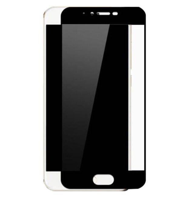 Full Cover защитное стекло для Meizu Pro 6 - Black