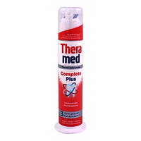 Зубная паста Theramed Complete Plus с дозатором,100 мл
