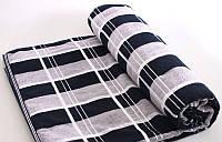 Простынь махровая полуторный размер ТМ Речицкий текстиль (Белоруссия), Престиж 210х150 см