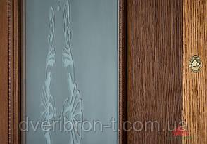 Двери Белоруссии Вена ПО орех, фото 2